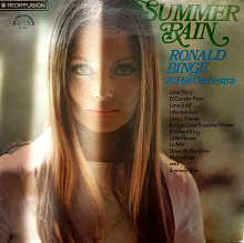 Summer Rain. Ronald Bingle & his orchestra