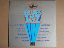 Various ‎– Blues 'N' Jazz (Atlantic ‎– ATL 20 052, Suzy ‎– ATL 20 052, Yugoslavia) NM-/NM-