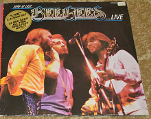 Bee Gees...LIVE - 2 lp.