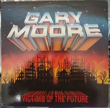 Пластинка Gary Moore - Victims of the Future (1984, Mirage Virgin 90154, USA)