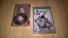 Marilyn Manson (Best Hits And Remixes) 2003. (MC). Кассета. Universal Publishing. Буклет. Лицензия