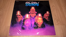 Deep Purple (Burn) 1974 (LP). 12. Vinyl. Пластинка. France. 1st Press. Ламинат.