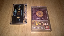 Whitesnake (Greatest Hits) 1994. (MC). Кассета. ST Records. Poland.
