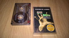 System Of A Down (System Of A Down) 1998. (MC). Кассета. American Recording Company. Буклет. Лицензи