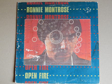 Ronnie Montrose ‎– Open Fire (Warner Bros. Records ‎– BSK 3134, US) EX-/EX+