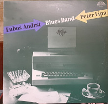 Пластинка Peter Lipa & Luboš Andršt Blues Band ‎–Blues Office.