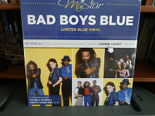 BAD BOYS BLUE MY Star Limited Blue VINIL