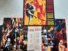 GUNS N'ROSES - USE YOUR ILLUSION I ORIGINAL 2 LP