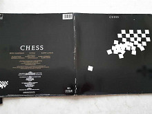 ANDERSSON RICE ULVAEUS ( ABBA ) CHESS 2 LP