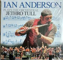 Jan Anderson Plays The Orchestral Jethro Tull