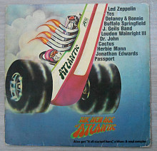 Various ‎– The New Age Of Atlantic EX/EX 1972!