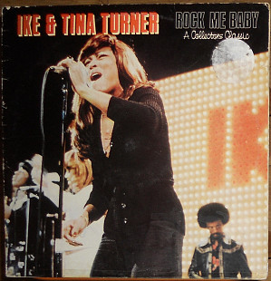 Ike & Tina Turner – Rock me baby (A collector classic)