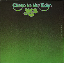 Yes ‎– Close To The Edge (1972)(Atlantic ‎– K 50012 made in UK)