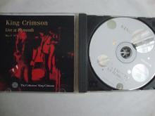 KING CRIMSON LIVE AT PLYMOUTH