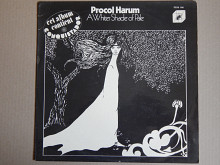 Procol Harum ‎– A Whiter Shade Of Pale (Cube Records ‎– 2326 016, France) EX+/EX+