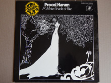 Procol Harum ‎– A Whiter Shade Of Pale / A Salty Dog (Cube Records ‎– 2635 004, Germany) EX+/NM-/NM-