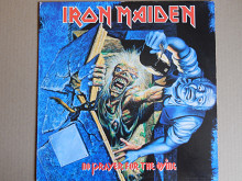Iron Maiden ‎– No Prayer For The Dying (EMI ‎– 062-7951421, Greece) insert EX+/NM-