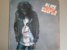Alice Cooper ‎– Trash (Epic ‎– 465130 1, Greece) insert NM-/NM-