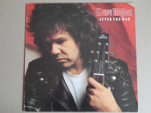 Gary Moore ‎– After The War (Virgin ‎– 209 543-630, Germany) insert NM/NM-