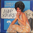 Shirley Bassey ‎– Love Story (1970)(SR International ‎– 61 220 made in Germany)