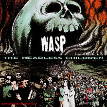 VINYL W.A.S.P. ‎– THE HEADLESS CHILDREN