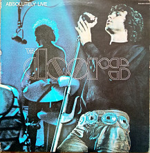 The Doors_Absolutely Live(2LP)