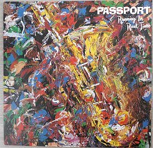 Passport (2) ‎– Running In Real Time