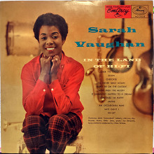 Sarah Vaughan ‎– In The Land Of Hi-Fi