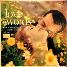 Ken Nordine ‎– Love Words