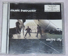"Компакт-диск ""Music Instructor"" (Electro City)"