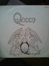 Queen - Queen (AMIGA-LP)