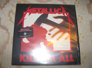 METALLICA - Kill'em All (2008 WARNER BROS USA)