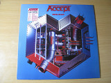 ACCEPT - Metal Heart (1985 RCA 1st press, W.Germany)