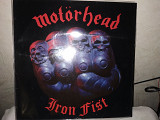 MOTORHEAD OVER KILL LP