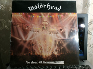 MOTORHEAD No Sleep 'Ti Hammersmiht lp