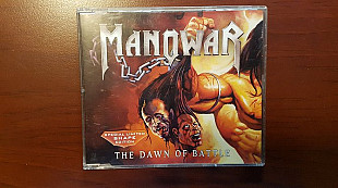 "Компакт-диск Manowar - ""The Dawn of Battle"" special limited shape edition"