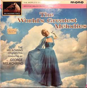 The Melachrino Orchestra ‎– The World's Greatest Melodies