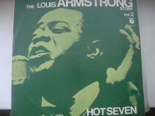 THE LOUIS ARMSTRONG STORY VOL2 HOT SEVEN
