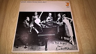 Louis Armstrong (1923-1927) 1980. (LP). 12. Vinyl. Пластинка. Germany.