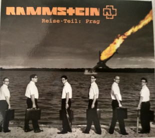 CD Rammstein (редкий бутлег) Reise-Teil: Prag (Live In Praga, T-Mobile Arena (CZ), December 3th, 200