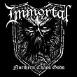 Immortal - Northern Chaos Gods (Clear with Black/White Splatter vinyl)