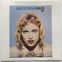 Madonna - Rain EP (Single), Made in Japan. Редкий диск