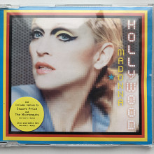Madonna - Hollywood (Single), Germany