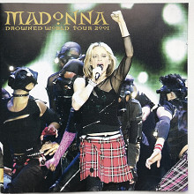 Madonna -2CD Drowned World Tour, Live in Detroit, 26.08.2001