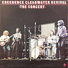 "Creedence Clearwater Revival  ""The Concert"" - LP"