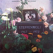 "Steppenwolf ""Rest In Peace"" - 1972 - LP."
