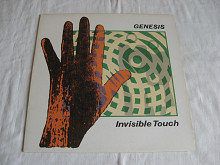 "Пластинка винил Genesis"" Invisible "" 1986 UK"