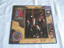 "Пластинка группы Duran, Duran "" Seven And The Ragged Tiger "" 1983 Germany"