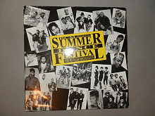 Summer Dance Festival - The Musical Highlights - Village People, Gibson Brothers... 2LP