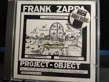 FRANK ZAPPA Project -Object CD